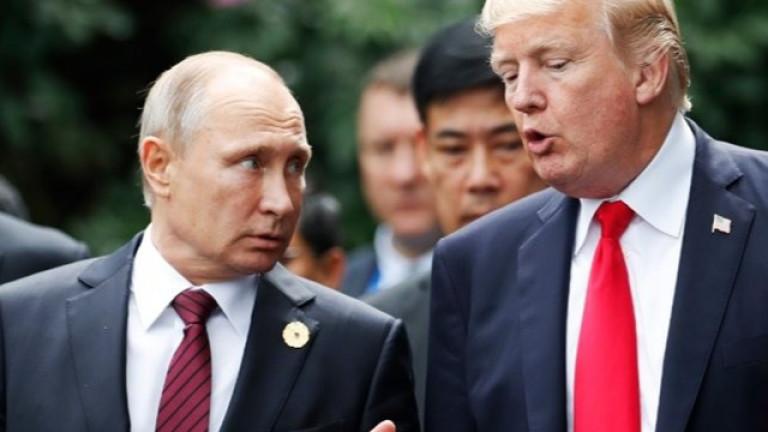 Спрете боевете в Нагорни Карабах, призоваха Путин, Тръмп и Макрон
