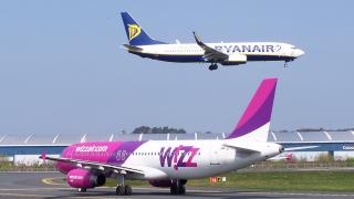 Ryanair срещу Wizz Air – битката за Източна Европа тепърва започва
