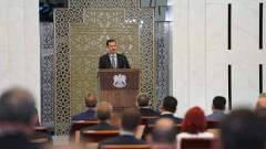 Асад обвини Ердоган за разпалване на конфликта в Карабах