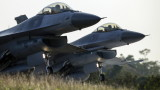 Китай заплашва със санкции американски фирми, замесени с F-16 за Тайван