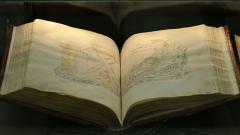 Докосване до Леонардо да Винчи в Народната библиотека