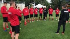 Стамен Белчев обяви групата на ЦСКА за мача с Университатя