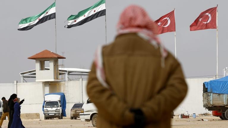 Сирия заклейми