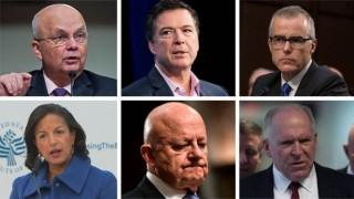 Тръмп лишава топслужители от секретна информация заради позицията им по руската афера