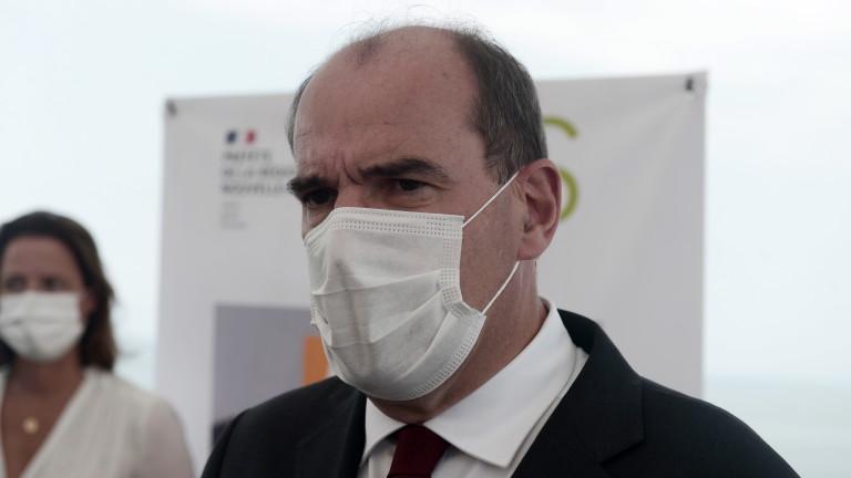 Франция е в 4-та Covid вълна, неваксинираните са 96% от новите случаи