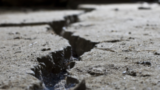 Силно земетресение разлюля Еквадор