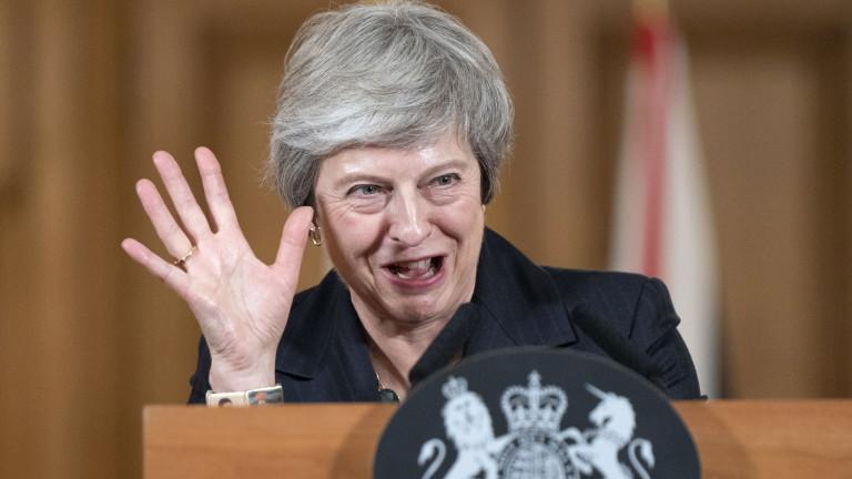 Няма алтернативен план за Брекзит. Това заяви премиерът на Великобритания