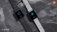 Xiaomi показа първия си смарт часовник