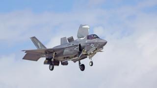 САЩ искат да продават F-35 на Румъния, Гърция и Полша