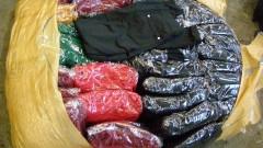 Над 2500 контрабандни дрехи и 350 парфюма задържаха на Дунав мост при Русе
