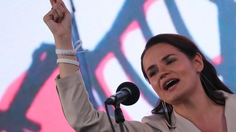 Тихановская настаивает, что Беларусь — это не Украина