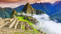 Как японски турист влезе в затворения Мачу Пикчу