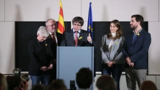 Карлес Пучдемон: Постигнахме победа, която никой не може да оспори