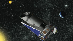 НАСА пусна телескопа Кеплер