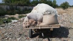 Незаконен сал от водите на Тунджа конфискуваха в махалата в Ямбол