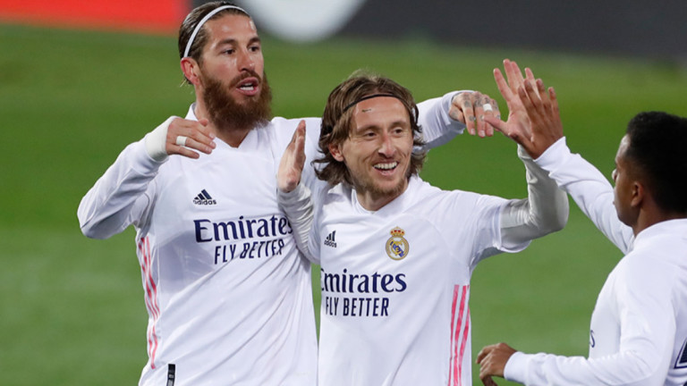 Халфът на Реал (Мадрид) Лука Модрич ще подпише нов договор