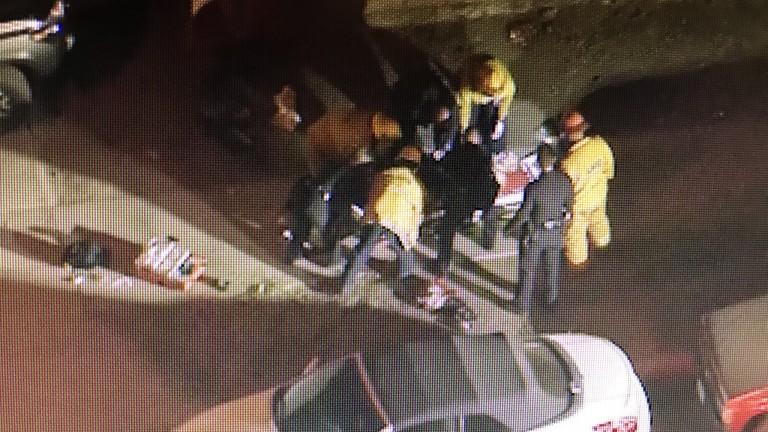 Мъж с мачете рани 8 души в Лос Анджелис