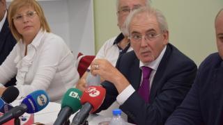 ДОСТ излиза със собствен кандидат-президент на изборите