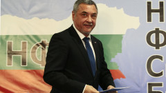 Валери Симеонов единодушно преизбран за лидер на НФСБ