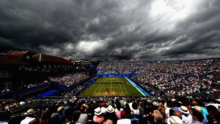 Програма за първия ден на ATP 500 в  Лондон
