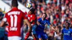 ЦСКА - Левски 2:2, гол на Албентоса с глава!