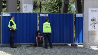 Мъжът нападнал журналистка на конференцията на ГЕРБ не бил от охраната