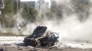 Взривеният Шаповалов охранявал застреляния руски политик Денис Вороненков