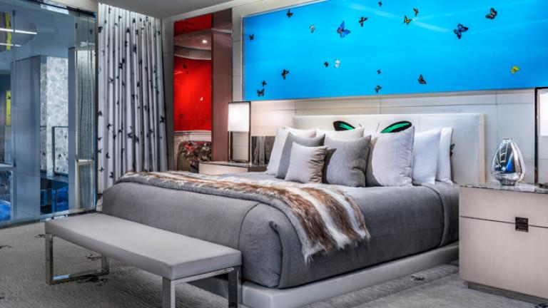 Един луксозен курорт в Лас Вегас отвежда скъпите пътувания на