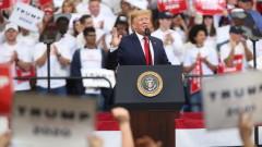 Тръмп обяви: САЩ искат да сключат сделка за контрол на оръжията с Русия и Китай