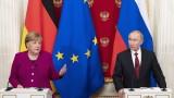Путин обвини Украйна в провокации в телефонен разговор с Меркел