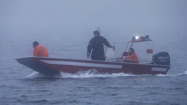 Продължава търсенето на изчезналото дете в морето във Варна