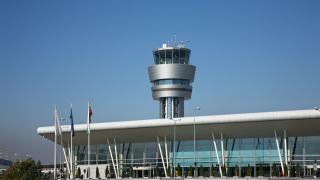 Летище София с близо 5 милиона пътници през 2016 г.