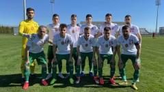 Юношеският национален отбор и Шахтьор (Донецк) не си отбелязаха голове