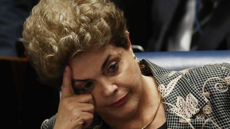 Бразилският върховен съд решава съдбата на Дилма Русеф и Лула да Силва