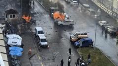 Четирима загинали при атентата в Измир