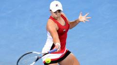 Ашли Барти ще играе с Анастасия Павлюченкова на 1/4-финал в Ухан