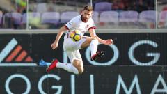 Фабио Борини ще напусне Милан през януари