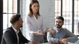 Работната среда, колективният интелект, взимането на решения и колко е важно присъствието на жени в екипа