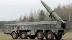 В Ленинградска област направиха електронен пуск на ракета 9М729