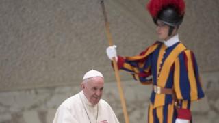 Папата промени учението за смъртното наказание – сега е недопустимо