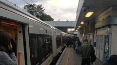 Намушкаха с нож мъж в Лондонското метро