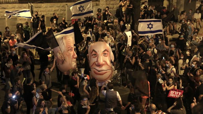 Седмичната среща на израелското правителство е отменена в неделя заради