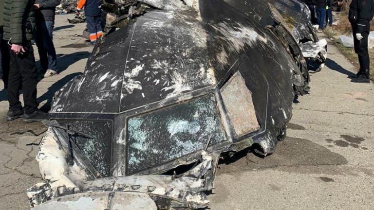 Канадски съд: Свалянето на украинския пътнически самолет в Иран е тероризъм