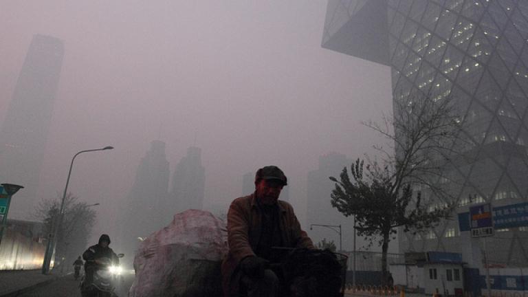 Цената на чистия въздух: $300 милиона за най-големия замърсител в света