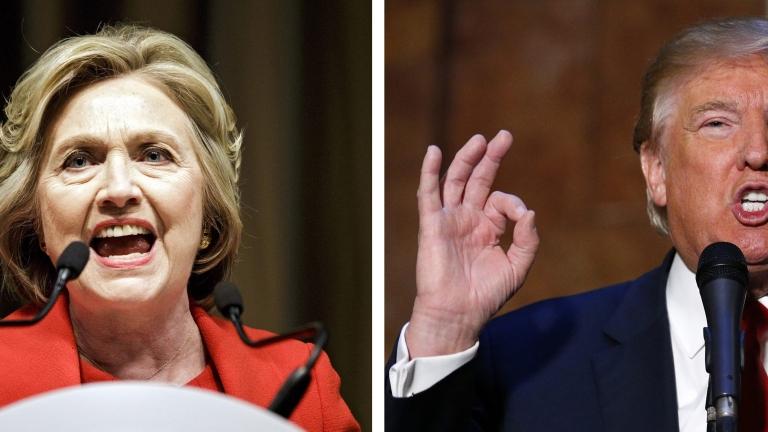 Тръмп събрал $1,3 млн. от дарения, Клинтън – $42,5 млн.