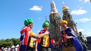 Къде по света хората губят най-много работни часове в гледане на Световното по футбол?