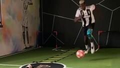 Погба тренира с екип на Ювентус, обясни защо