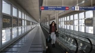 24-часова стачка парализира въздушния транспорт в Гърция