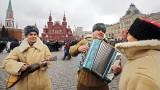 В Русия отбелязват хладно 100-годишнината от Болшевишката революция