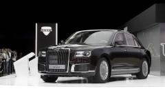 Aurus Senat, руската имитация на Rolls-Royce Phantom, най-после започва тестове преди производство